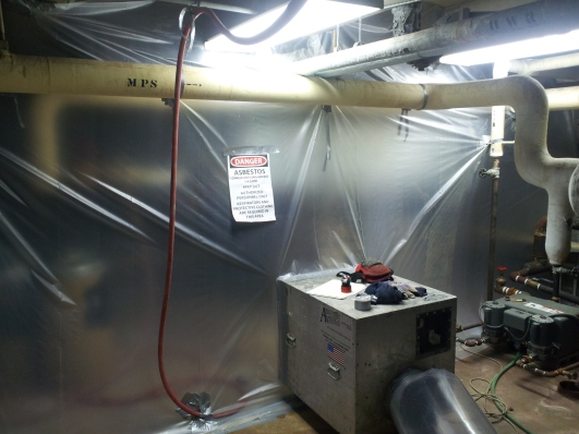 Asbestos-Abatement-Enclosure