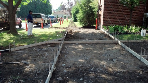 Concrete-sidewalk-and-Flexi-Pave-St-Pats-Chuch-Syracuse-NY-3