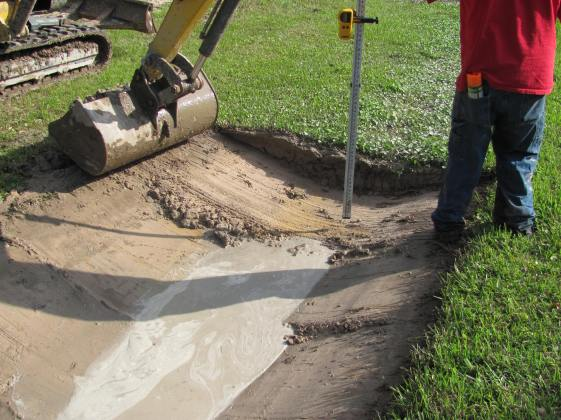 drainage-during-contstruction