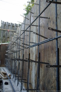 Forming Concrete Foundation Walls
