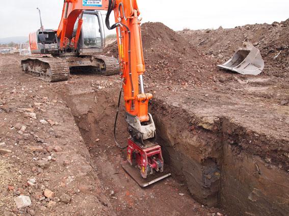 Open Cut Underground Pipe Installation