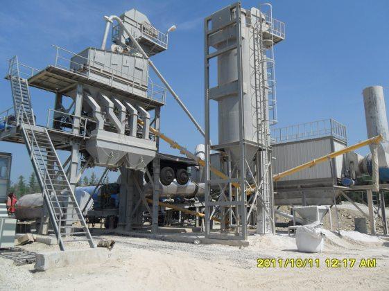 Movable_asphalt_batch_mix_plant