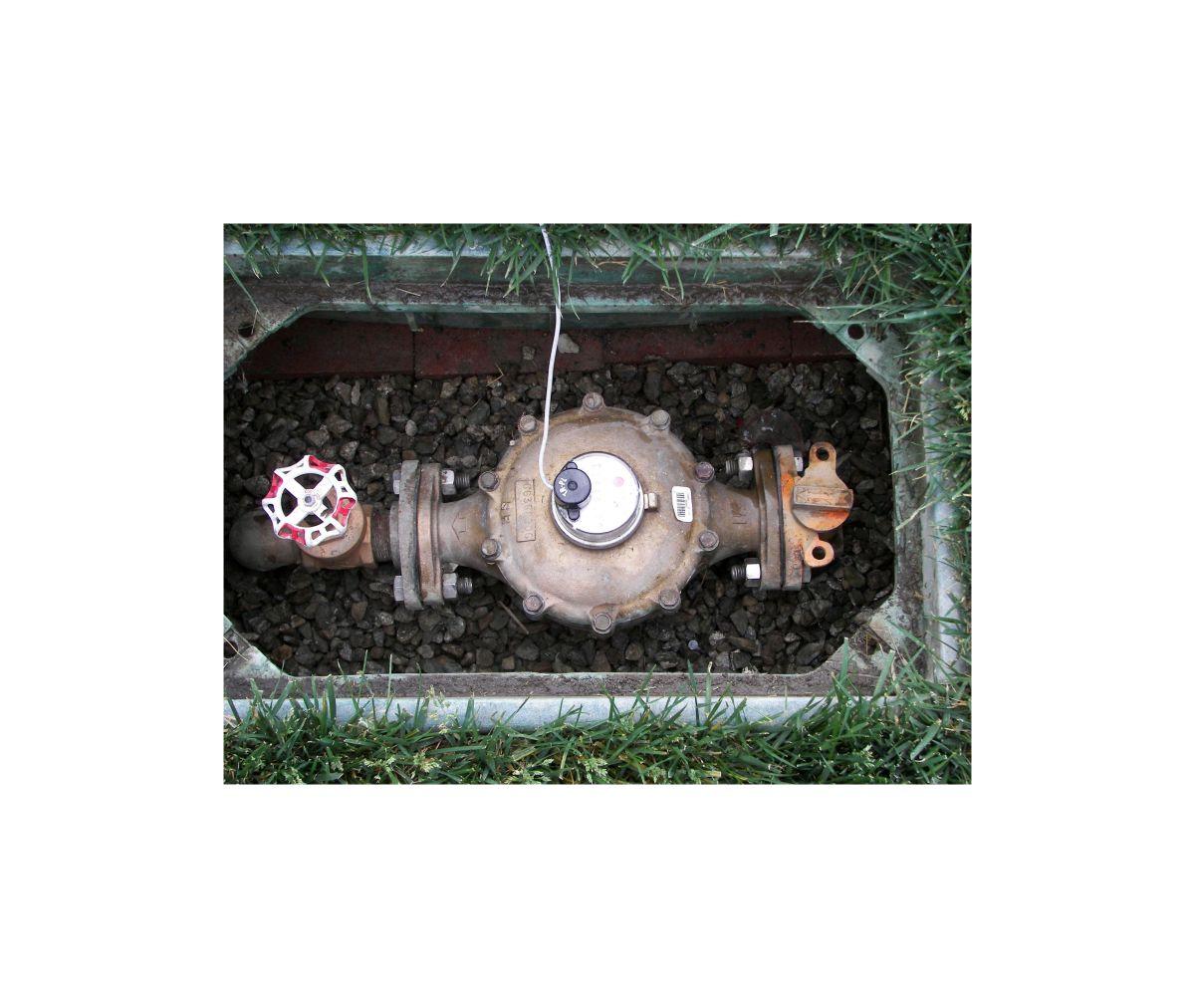 Water Meter Pits