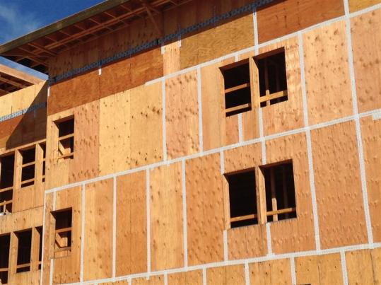 Exterior wall sheathing for Exterior wall sheathing types