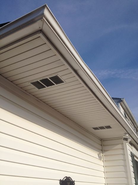 Soffit And Eave Vents