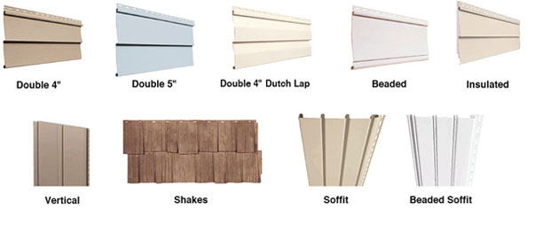 Types of house siding materials 28 images vinyl siding for Types of house siding materials