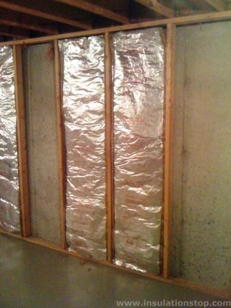 Batt insulation for Fire rated batt insulation