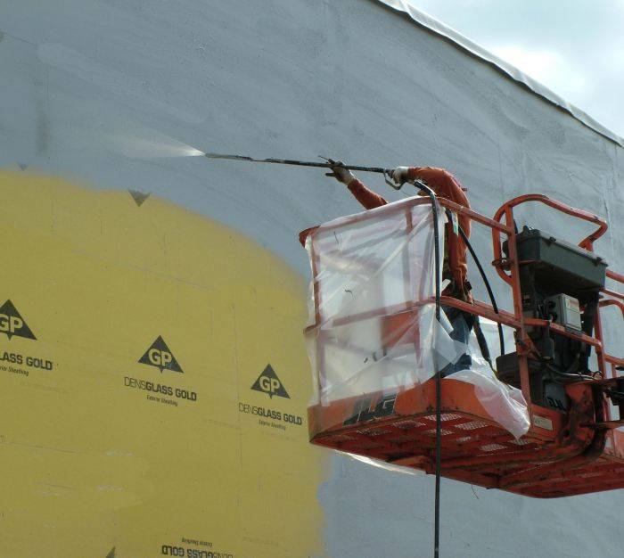 Exterior Insulation Finishing Systems Eifs