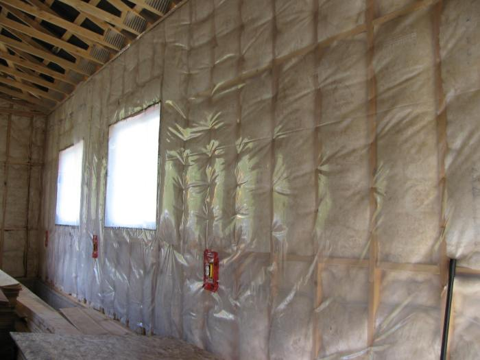 Drywall Moisture Barrier : Vapor barriers