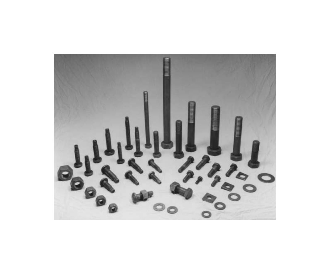 bolts  structural steel