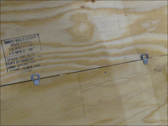 Roof Sheathing Plywood 1857 Roofing Plywood Sheathing Clips